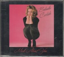 Belinda Carlisle  CD-SINGLE  MAD ABOUT YOU  ©  1986  /  3inch  EXTENDED VERSION