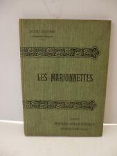 LAVEDAN (Henri). Les Marionnettes. Illustrations ... de Louis Malteste