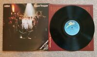 Abba Super Trouper Vinyl LP 1980 Original UK Album Epic EPC 10022