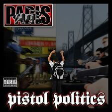 Pistol Politics - Paris (2015, CD NEUF) Explicit Version2 DISC SET