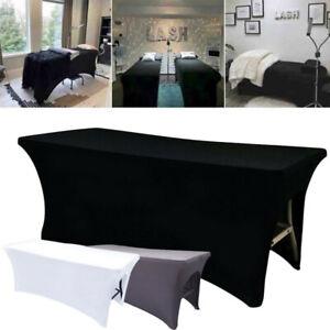 Massageliege SPA Tagesdecke Bettüberwurf Spannbettuch Bettdecke Bezug Decke