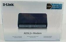 D-Link DSL-520B ADSL2+ ~ Modem / Router High Speed DSL