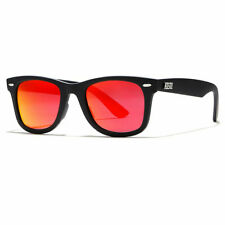 Polarized sunglasses Men's Driving glasses Aviator outdoor Sports Uv400 Red