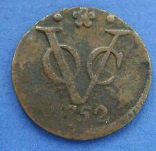 Holland - duit 1752 VOC