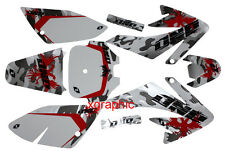 3M crf 70 Decals Stickers Graphics For Honda CRF70 DHZ SSR SDG pit dirt Bikes #4