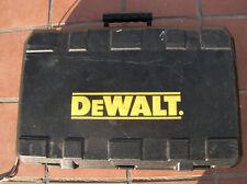 Hammer Drill / Taladro SDS DEWALT DW005 + 2 x Battery 2.0Ah + 1 x Battery 3.0Ah