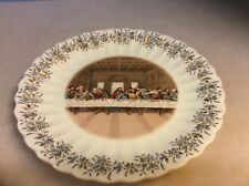 Lord Supper Glass Plate