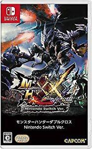 Monster Hunter xx Double Cross- Nintendo Switch
