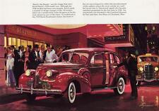 Print. Red 1939 Buick Roadmaster Sedan Auto Ad