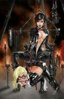 Notti & Nyce - EBAS - Catfight Cosplay - Ltd To 500 - Virgin Catwoman, Black Cat
