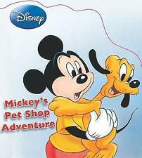 Disney Mickey Mouse, Parragon Book Service Ltd, New Book
