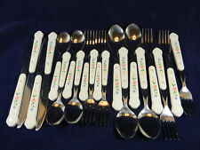 20 PIECE PFALTZGRAFF LARALYNN FLATWARE SET-SERVICE FOR 4-RARE