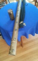 Vintage Garcia Conolon Companion 5-Star 7ft fishing rod, NOS!!
