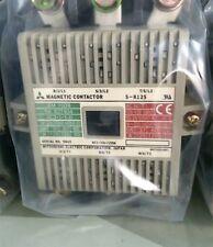 1PCS NEW Mitsubishi magnetic contactor S-K125 110VAC