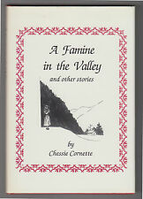 Cornette, Chessie; A Famine in the Valley and Other Stories, 1992, Pike Co KY