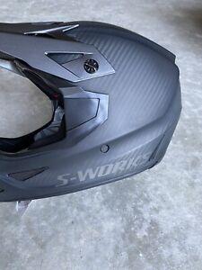 Specialized S-Works Dissident Downhill Enduro Helmet w/ MIPS ANGI Medium NEW