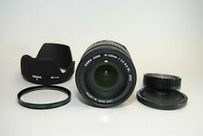 Sigma AF 18-200mm f3.5-6.3 DC D Lens Sony/Minolta