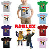 Roblox Builders Children Gamers Kids Boys Girls T Shirt-URB102