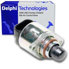 Delphi Idle Air Control Valve for 2000-2002 Pontiac Firebird 5.7L V8 - Fuel ar