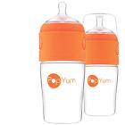 PopYum 9 oz Anti-Colic Formula Making/Mixing / Dispenser Baby Bottles