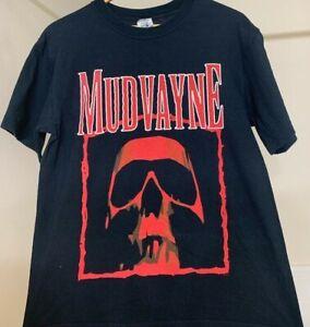 Mudvayne Band Rock 90s Vintage T-Shirt