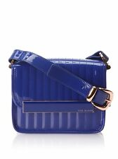 Ted Baker Women's Puca Quilted CrossBody bag - Blue NWT
