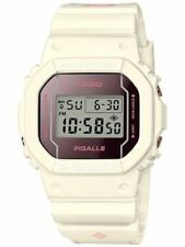 Casio G-SHOCK X PIGALLE DW-5600PGW-7 LIMITED EDITION WATCH (baby-g box)