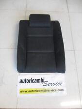 AUDI A4 AVANT 1.9 TDI 5M 85KW (2005) RICAMBIO SCHIENALE SINGOLO SINISTRO SEDILI
