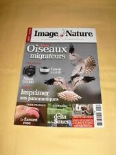 """Image & Nature N°39 mars 2011 """"spécial oiseaux migrateurs"""""""