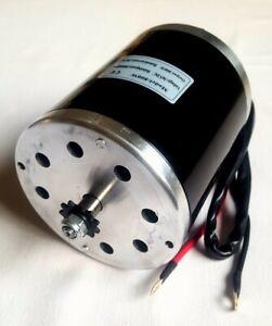 Elektro Motor E-Scooter Quad Elektroroller 36V 800W Reversible 2800 RPM 28.5A
