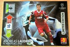 Panini Champions League 2012 13 Adrenalyn XL. Limited Edition Andreas LAUDRUP