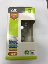 Mort Bay 1.8wLED Globe GU10 Equivalent to 20w 120lm Warm white 3000k Four Pack