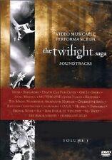 TWILIGHT  SOUNDTRACKS  volume 1              ------------  DVD