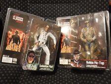 Neca Reel Toys Bubba Ho-Tep Mummy & Sebastian Haff aka Elvis Bruce Campbell