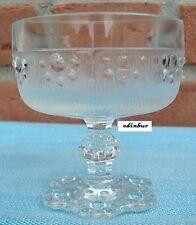 2 Glas-Eisschalen oder Kompottschalen