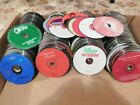 Lot of 100 Christmas and holiday cds - Discs only - FREE SHIPPING!