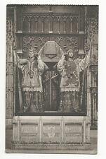 Spain - Sevilla/Seville, La Catedral, Tumba de Cristóbal Colón - 1930's Postcard