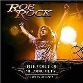 Rob Rock - Voice of Melodic Metal (Live in Atlanta 2008) DVD + CD Impellitteri
