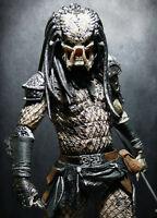 "NECA Predator 2 series 4 SHAMAN Predator Unmasked Hunter 8"" Action Figure IN Box"
