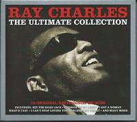 Ray Charles - The Ultimate Collection - Best Of / Greatest Hits 3CD NEW/SEALED