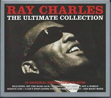 Ray Charles - The Ultimate Collection [Best Of / Greatest Hits] 3CD NEW/SEALED