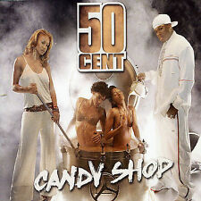 Candy Shop Pt.1 [Single] by 50 Cent (CD, Mar-2005, Interscope (USA))