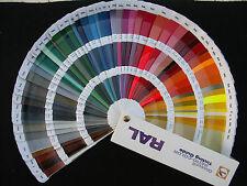 Peintures Glasurit et RM: Toutes Teintes RAL brillant direct + additifs