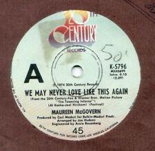 Soundtracks & Musicals Excellent (EX) Sleeve Single Vinyl Records