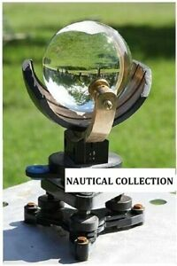 Nautical Campbell Stokes Sunshine Recorder