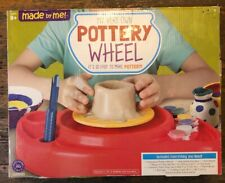 Made By Me My Very Own Pottery Wheel New In Open Box