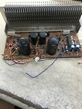 CARVER AVR100 HIGH END RECEIVER AMPLIFIER PARTS: FINAL STAGE POWER AMPLIFIER.