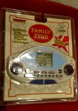 Family Feud Hand Held Electronic LCD Game Tiger Electronics - New Sealed 1997