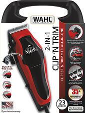 WAHL Haarschneider CLIP´N TRIMM Haarschneidemaschine - 35 % mehr Power UVP 59,00