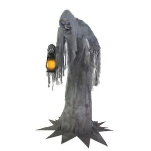 Wailing Phantom Animated Prop Life Size Halloween Scary Ghost Haunted House